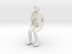 Printle C Femme 921 - 1/32 - wob in White Natural Versatile Plastic