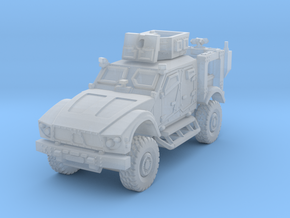 OK M-ATV MRAP in Smoothest Fine Detail Plastic: 1:200