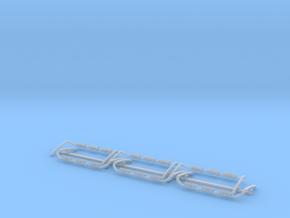 863 LB/Ss/3LED/Dk/kurz/Pos in Smoothest Fine Detail Plastic