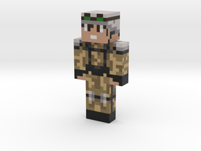OC_Lewis | Minecraft toy in Natural Full Color Sandstone
