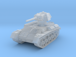T-70 Light Tank 1/200 in Smooth Fine Detail Plastic