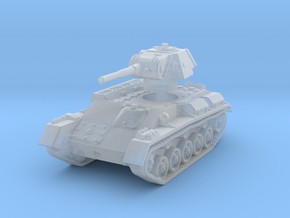 T-70 Light Tank 1/285 in Smooth Fine Detail Plastic