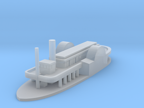 1/1200 CSS Bayou City in Smooth Fine Detail Plastic