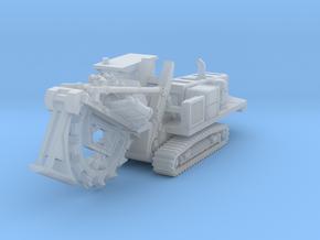 Wolfe bucket trencher in Smoothest Fine Detail Plastic: 1:220 - Z
