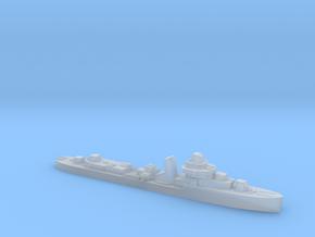 Brazilian Acre class destroyer 1:1800 WW2 in Smoothest Fine Detail Plastic