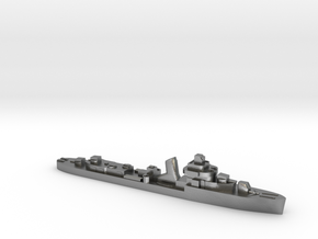 Brazilian Acre class destroyer 1:1800 WW2 in Natural Silver