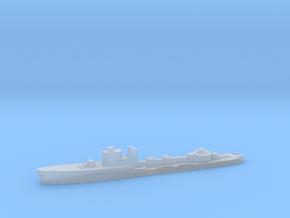 Italian Pallade torpedo boat 1:1800 WW2 in Smoothest Fine Detail Plastic