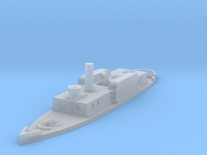 1/1000 USS Westfield in Smooth Fine Detail Plastic
