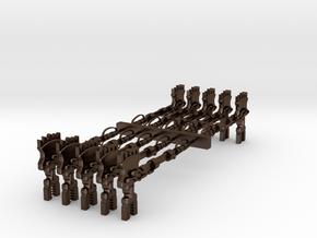 ForceAxeSpmrne in Polished Bronze Steel