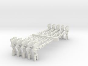 ForceAxeSpmrne in White Natural Versatile Plastic