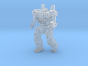 Light Mech Inferno in Smooth Fine Detail Plastic