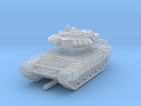 T-72 BM 1/200 in Smooth Fine Detail Plastic