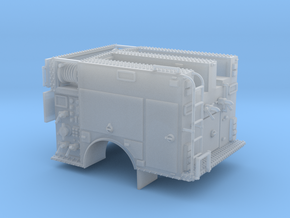 Freightliner Wildland Brush Truck Bed Only 1-64 Sc in Smooth Fine Detail Plastic