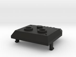 Siege: On Top Of...kit (Hound) in Black Natural Versatile Plastic