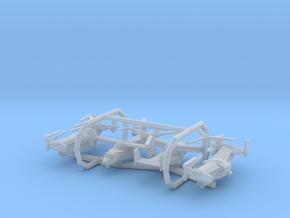 MV-22B w/Gear x4 (FUD) in Smooth Fine Detail Plastic: 1:700