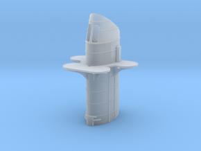1/350 DKM Lützow Funnel in Smooth Fine Detail Plastic