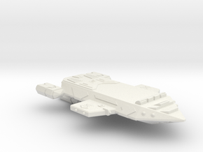 3788 Scale Orion Heavy Battlecruiser (BCH) CVN in White Natural Versatile Plastic