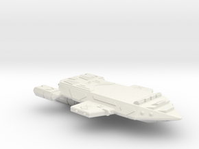 3125 Scale Orion Heavy Battlecruiser (BCH) CVN in White Natural Versatile Plastic
