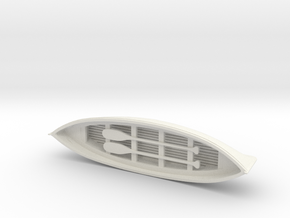 Special Lifeboat in White Natural Versatile Plastic