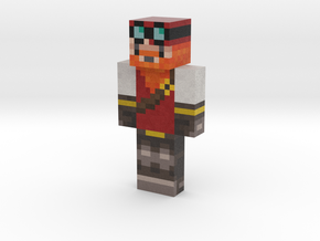 AleTRM | Minecraft toy in Natural Full Color Sandstone