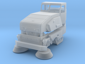 1/87 Wayne 550 sweeper in Smooth Fine Detail Plastic