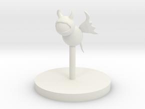 Yulgoid - Wing in White Natural Versatile Plastic