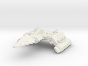 3788 Scale Neo-Tholian Stellar Domination Ship SRZ in White Natural Versatile Plastic