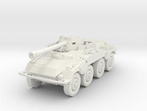 Sdkfz 234-4 1/72 in White Natural Versatile Plastic