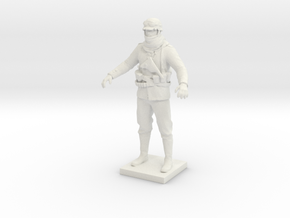 Printle C Homme 1125 - 1/24 in White Natural Versatile Plastic