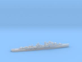 USS Shannon destroyer ml 1:2400 WW2 in Smoothest Fine Detail Plastic