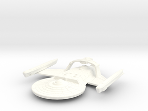 Oliver Hazard Perry Class in White Processed Versatile Plastic