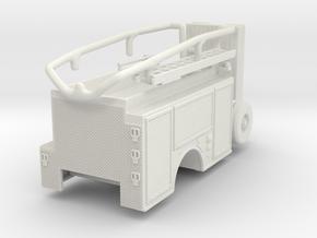 1/87 2019 Philadelphia Spartan SQURT Body in White Natural Versatile Plastic