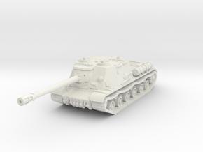 ISU-122 S 1/87 in White Natural Versatile Plastic