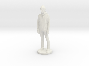 Printle C Homme 305 - 1/24 in White Natural Versatile Plastic