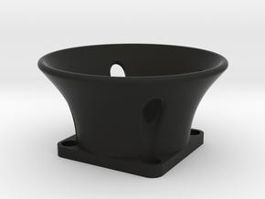 30mm Velocity Stack in Black Natural Versatile Plastic