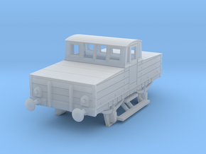 b-148fs-mr-battery-loco in Smooth Fine Detail Plastic