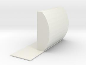 1/72 Scale P-3C Interior Main Electrical Load Cent in White Natural Versatile Plastic