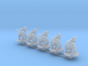 kroot Krootox mercenary 6mm Infantry Epic in Smooth Fine Detail Plastic
