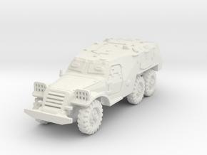 BTR-152 K 1/87 in White Natural Versatile Plastic