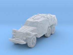 BTR-152 K 1/120 in Smooth Fine Detail Plastic