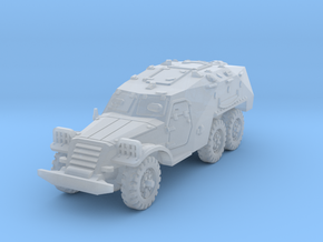BTR-152 K 1/220 in Smooth Fine Detail Plastic