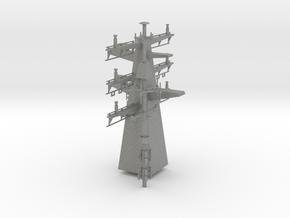 1/72 Bergamini - Rear mast in Gray PA12