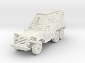 BTR-152 S 1/56 in White Natural Versatile Plastic
