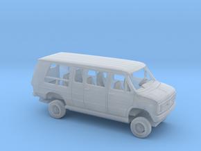 1/87 1979-83 Chevrolet G Van Conversion Kit in Smooth Fine Detail Plastic