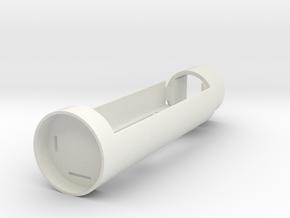 Reborn CFX Chassis in White Natural Versatile Plastic