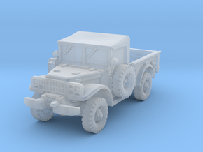 Dodge M37 (open) 1/160 in Smooth Fine Detail Plastic