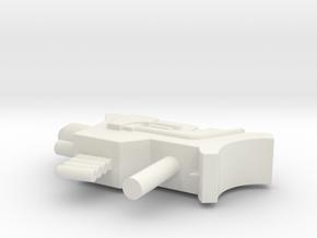 PotP Slash gun in White Natural Versatile Plastic