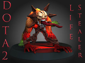 Dota2Lifestealer in Natural Full Color Sandstone
