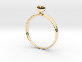 Loving You 48 in 14K Yellow Gold
