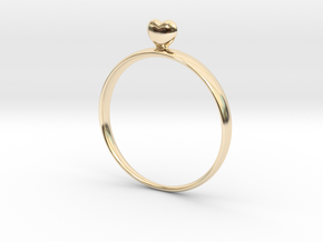 Loving You 57 in 14K Yellow Gold